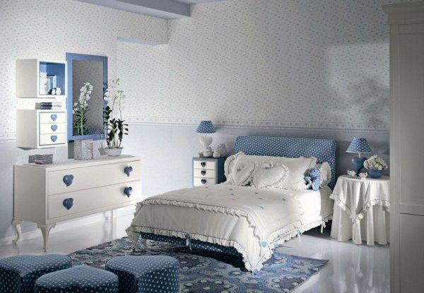идеи дизайна комнат для девочки