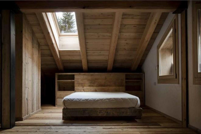 Строим дом в альпийском стиле