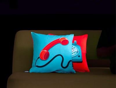 Декоративная подушка из лоскутов своими руками