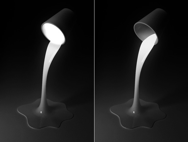 Удивительная светодиодная лампа