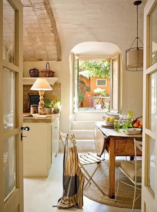 Французский стиль прованс в интерьере