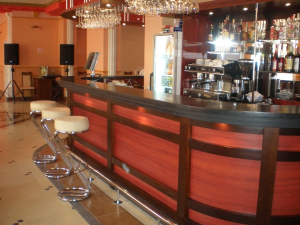 Фото барной мебели