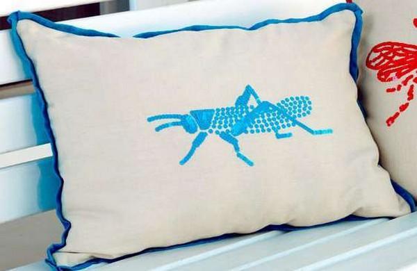 Забавные декоративные подушки фото