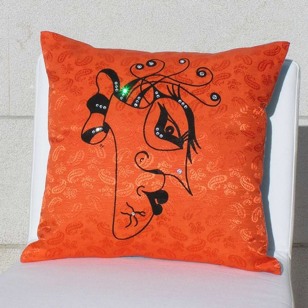Декоративные подушки картинки