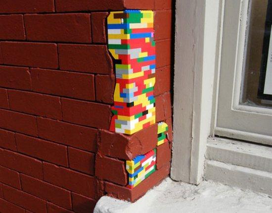 Необычные конструкторы Лего