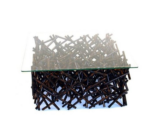 Столики журнальные со стеклянной столешницей
