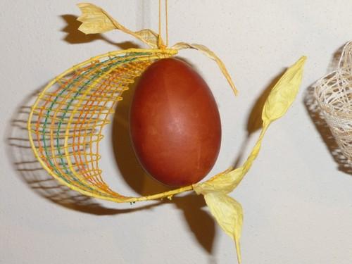 Пасхальные яйца поделки