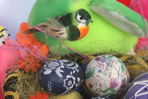 Яйца пасхальные фото