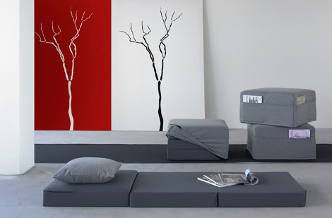 Фото складной мебели в интерьере