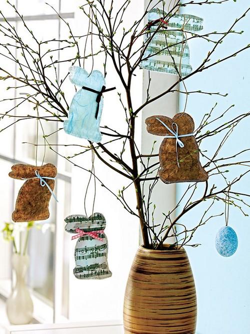 Пасхальное дерево фото