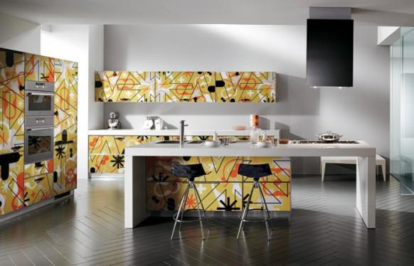 Кухни Скаволини фото