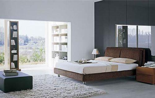 Спальня по фен-шуй фото