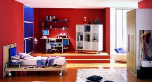 Детская мебель для мальчика фото
