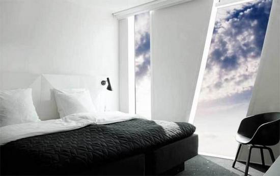 Номер отеля Bella Sky Hotel