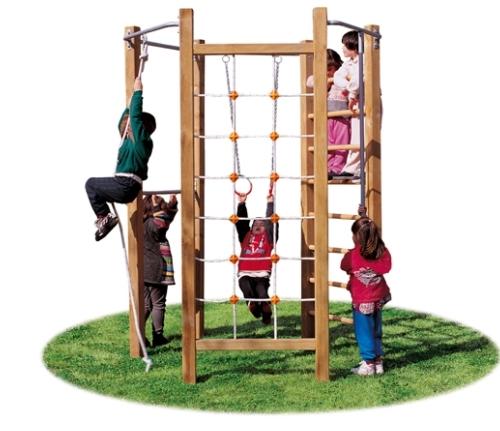 Спортивные детские площадки для дачи