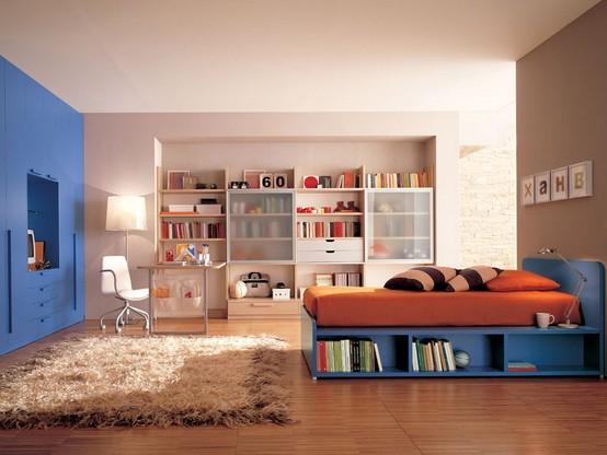 Комната для подростка мальчика фото