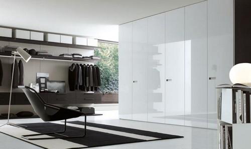 Гардеробные комнаты шкаф-купе