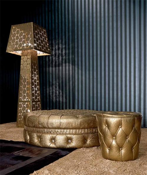Эксклюзивная мебель Swarovski