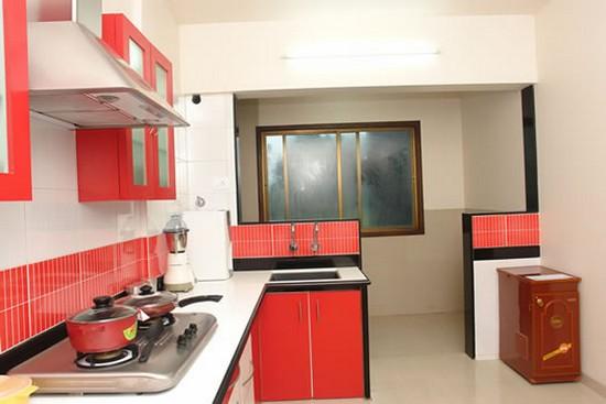 Модульная мебель для кухни маленькой