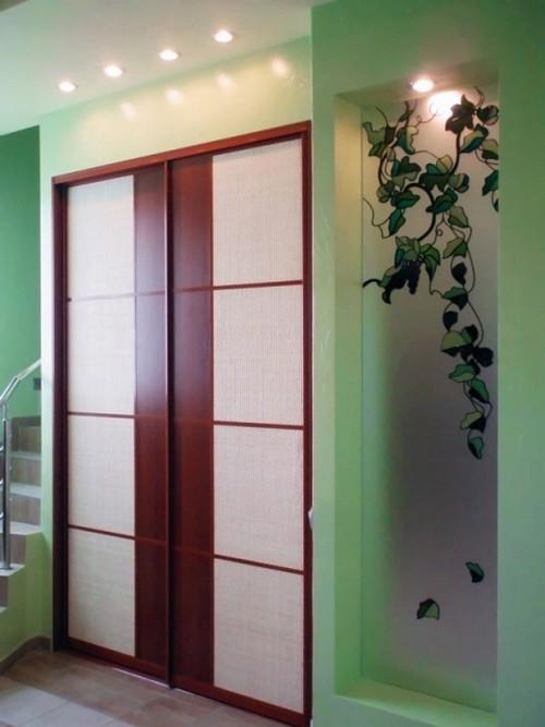 Раздвижные двери фото
