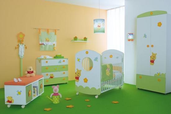 Мебель для новорожденного фото