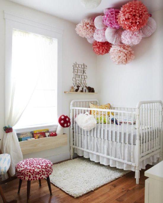 Детская комната для новорожденного фото