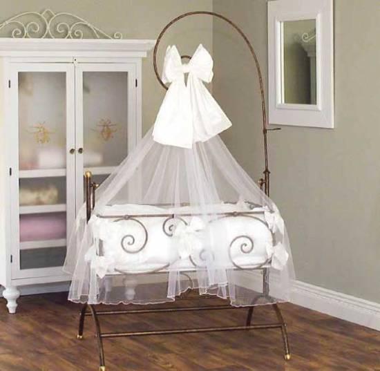 Кроватка-люлька для новорожденного