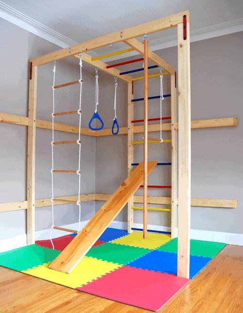 Детский спортивный комплекс фото