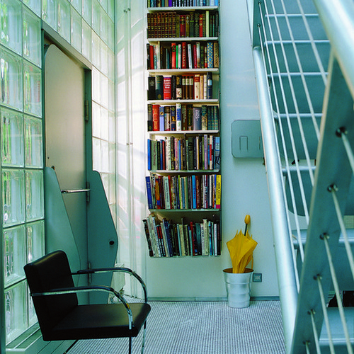 Фото домашняя библиотека