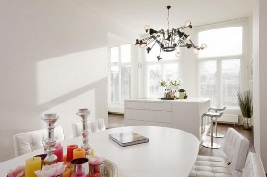 Люстры для кухни фото