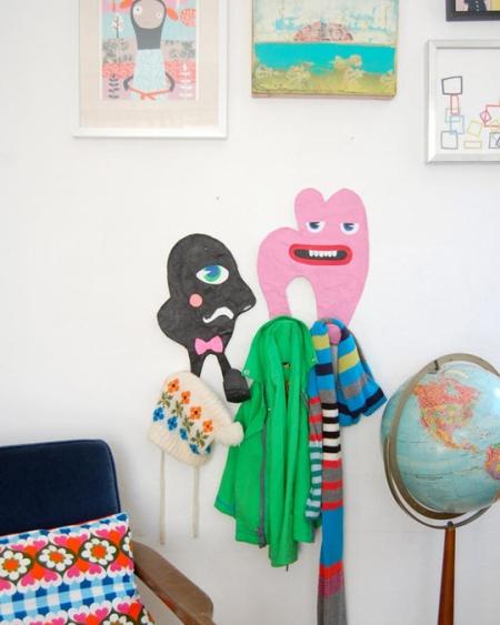 Детские вешалки для одежды