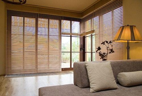 Японские панели бамбуковые