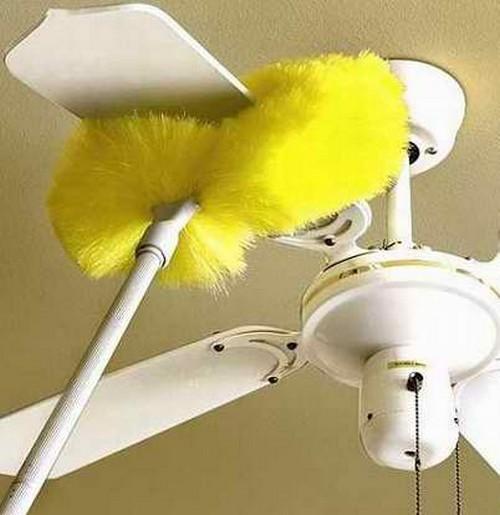 Вентилятор потолочный - установка и уход