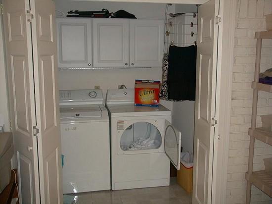 Прачечная в квартире