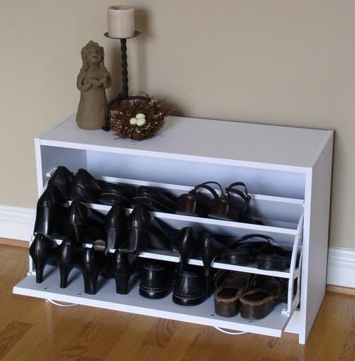 Обувница слим