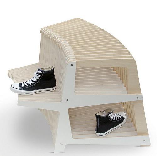 Калошница обувница