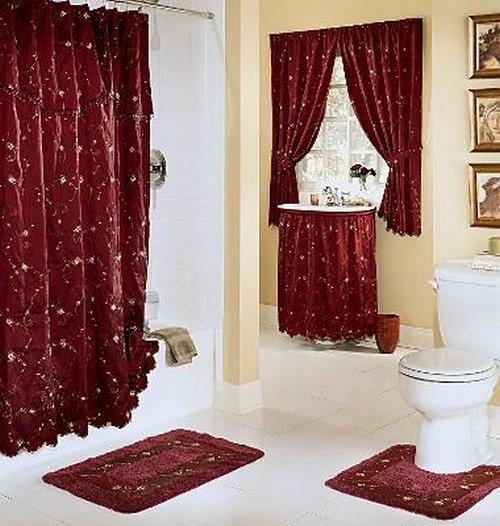 Коврики для ванной и туалета