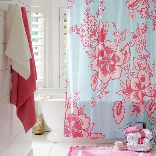 Аксессуары для ванной шторки