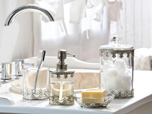 Элитные аксессуары для ванной