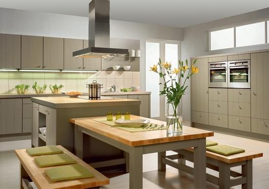 Кухня по фен-шуй фото
