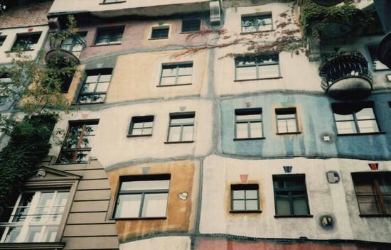 Дом Хундертвассера фото