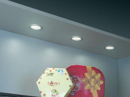 Светильники для мебели