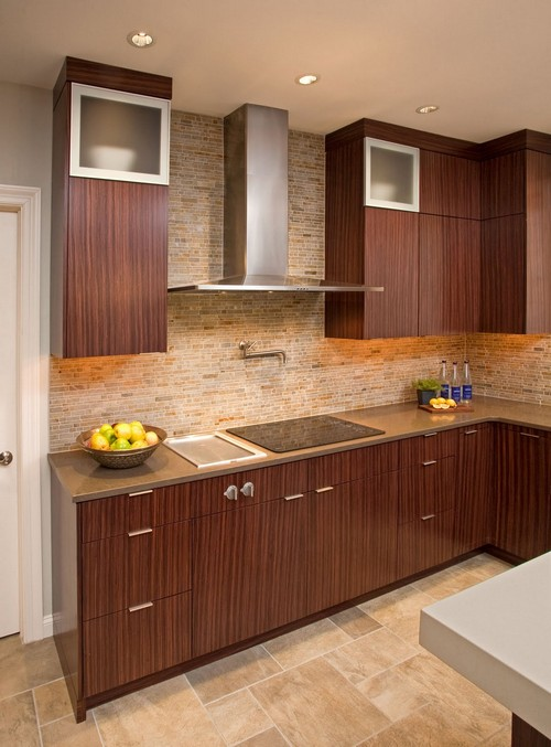Т-образные вытяжки для кухни