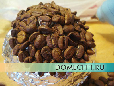 кофейное дерево фото своими руками