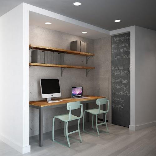 Интерьер однокомнатной квартиры с нишей