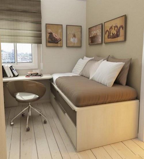 Однокомнатная квартира с нишей