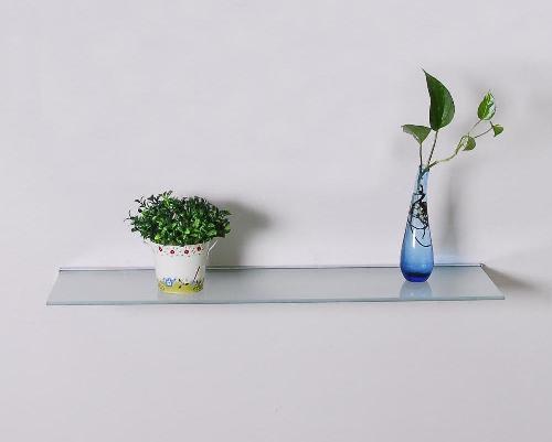 Стеклянные полки для цветов
