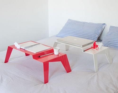Bravo – дизайнерский столик в постель от Gianluca Di Ioia