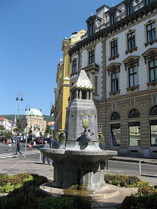 Архитектура Венгрии - город Печ