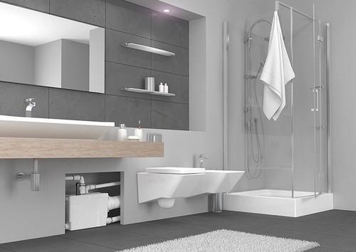 Подвесная сантехника для ванных комнат